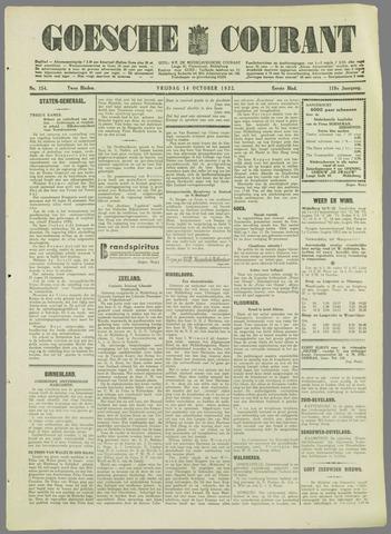 Goessche Courant 1932-10-14