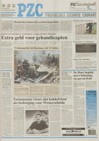 Provinciale Zeeuwse Courant 1997-09-09