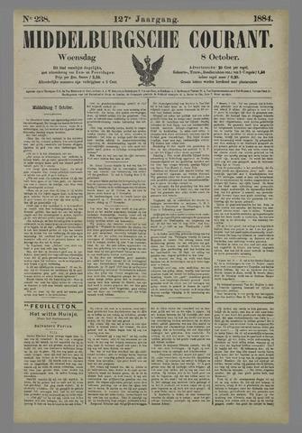 Middelburgsche Courant 1884-10-08