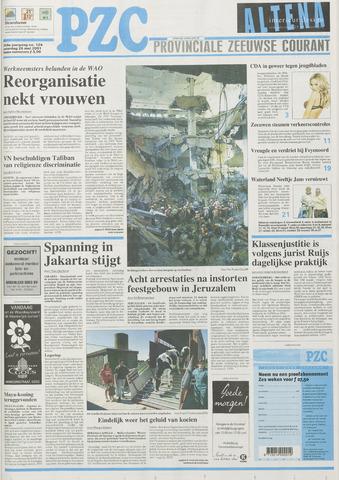 Provinciale Zeeuwse Courant 2001-05-26