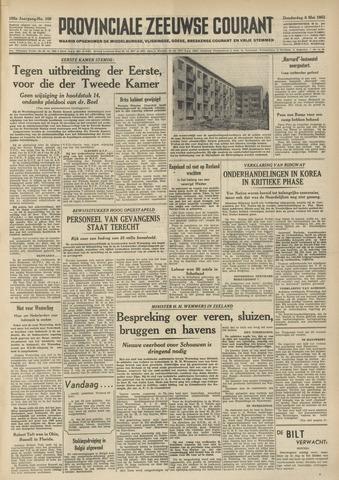 Provinciale Zeeuwse Courant 1952-05-08