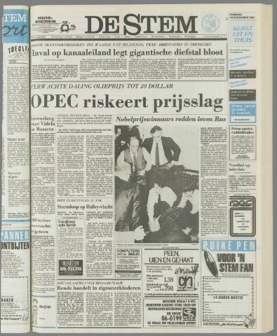 de Stem 1985-12-10