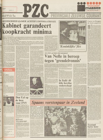 Provinciale Zeeuwse Courant 1980-03-22