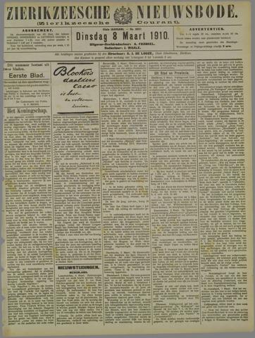 Zierikzeesche Nieuwsbode 1910-03-08