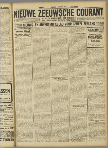 Nieuwe Zeeuwsche Courant 1928-08-04