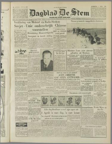 de Stem 1953-04-02