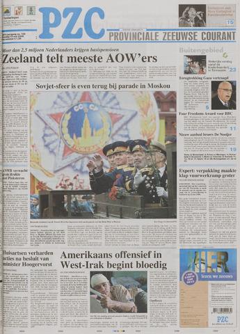 Provinciale Zeeuwse Courant 2005-05-10