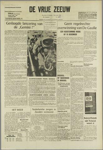 de Vrije Zeeuw 1965-12-06