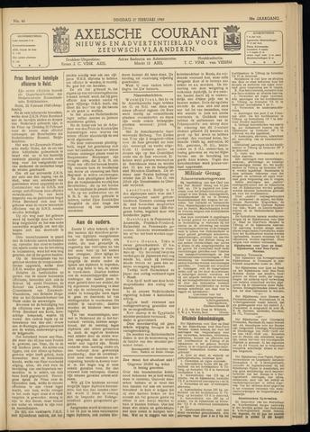 Axelsche Courant 1945-02-27
