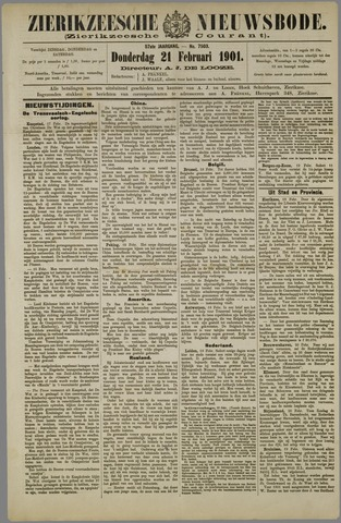 Zierikzeesche Nieuwsbode 1901-02-21