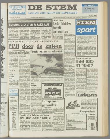 de Stem 1977-01-17