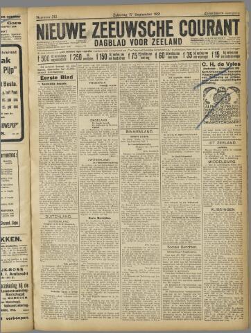Nieuwe Zeeuwsche Courant 1921-09-17