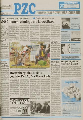 Provinciale Zeeuwse Courant 1992-09-08