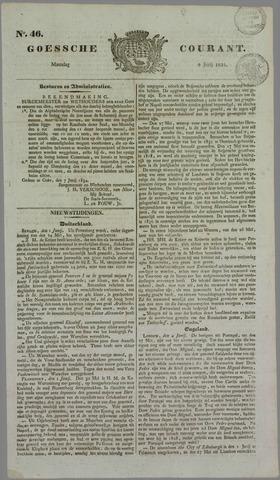 Goessche Courant 1834-06-09