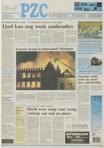 Provinciale Zeeuwse Courant 1996