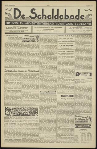 Scheldebode 1964-07-03