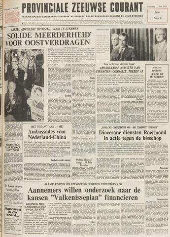 Provinciale Zeeuwse Courant 1972-05-17