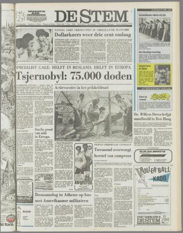 de Stem 1987-04-25