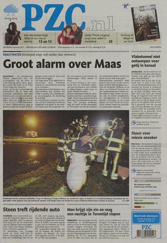 Provinciale Zeeuwse Courant 2011-01-08