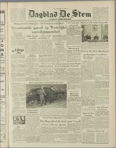 de Stem 1954-02-11