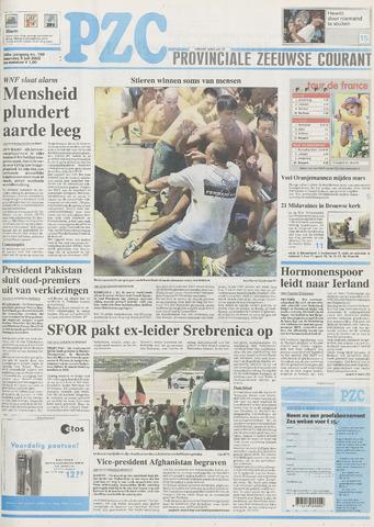 Provinciale Zeeuwse Courant 2002-07-08