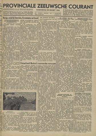 Provinciale Zeeuwse Courant 1944-03-22