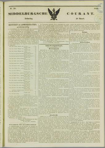 Middelburgsche Courant 1846-03-28