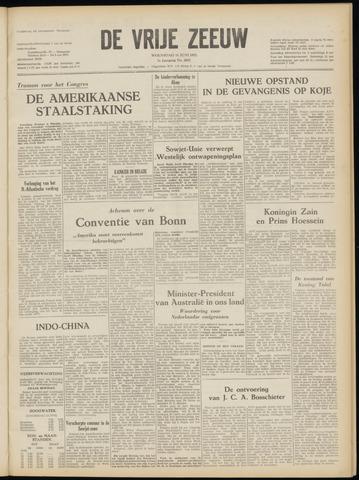 de Vrije Zeeuw 1952-06-11