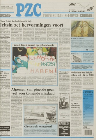 Provinciale Zeeuwse Courant 1994-01-14