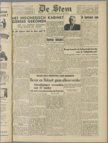 de Stem 1947-07-04