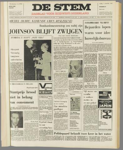 de Stem 1968-11-01