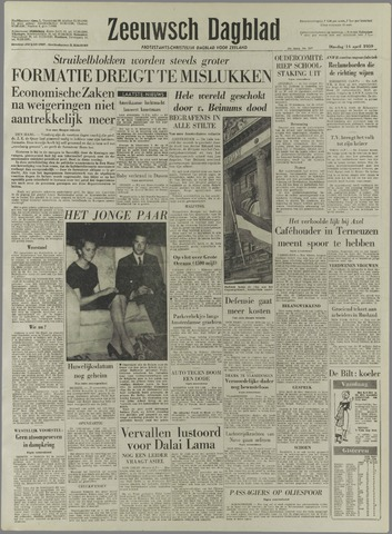 Zeeuwsch Dagblad 1959-04-14