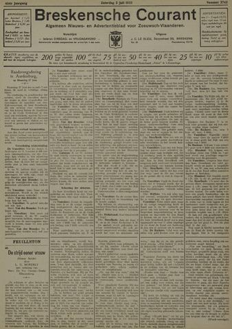 Breskensche Courant 1932-07-02