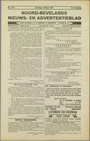Noord-Bevelands Nieuws- en advertentieblad 1941-03-08