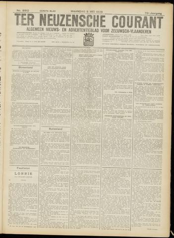 Ter Neuzensche Courant. Algemeen Nieuws- en Advertentieblad voor Zeeuwsch-Vlaanderen / Neuzensche Courant ... (idem) / (Algemeen) nieuws en advertentieblad voor Zeeuwsch-Vlaanderen 1939-05-08