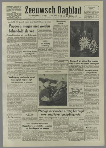Zeeuwsch Dagblad 1957-02-26