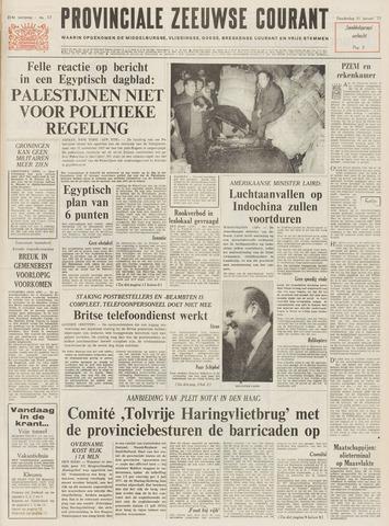 Provinciale Zeeuwse Courant 1971-01-21