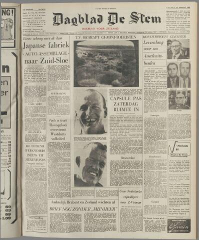 de Stem 1965-08-20