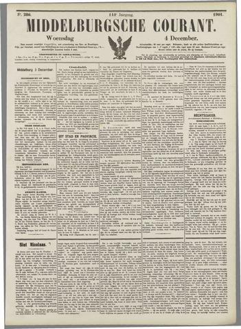 Middelburgsche Courant 1901-12-04