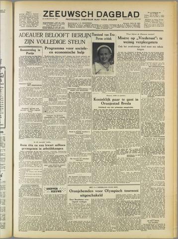 Zeeuwsch Dagblad 1952-07-17
