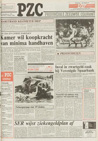 Provinciale Zeeuwse Courant 1984-10-04