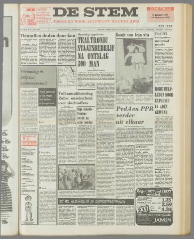 de Stem 1977-01-13