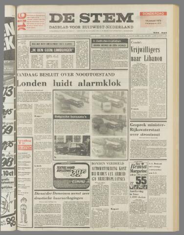 de Stem 1979-01-18