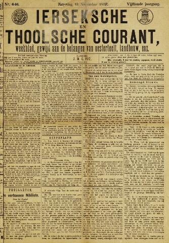 Ierseksche en Thoolsche Courant 1897-11-13