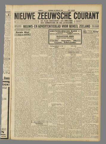 Nieuwe Zeeuwsche Courant 1932-02-20