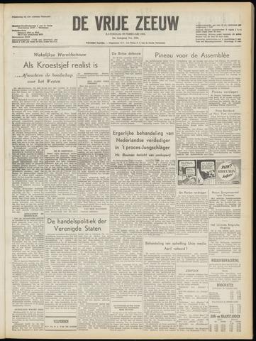 de Vrije Zeeuw 1955-02-19