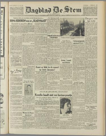 de Stem 1950-02-01