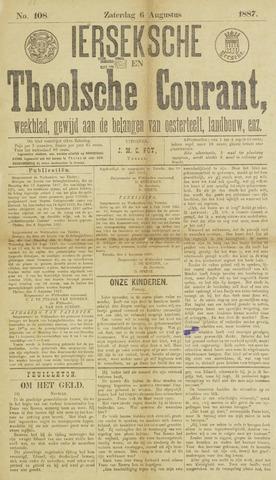 Ierseksche en Thoolsche Courant 1887-08-06