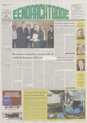 Eendrachtbode (1945-heden)/Mededeelingenblad voor het eiland Tholen (1944/45) 2010-11-18