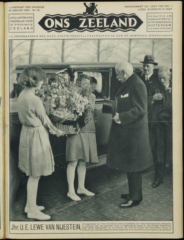 Ons Zeeland / Zeeuwsche editie 1932-01-29